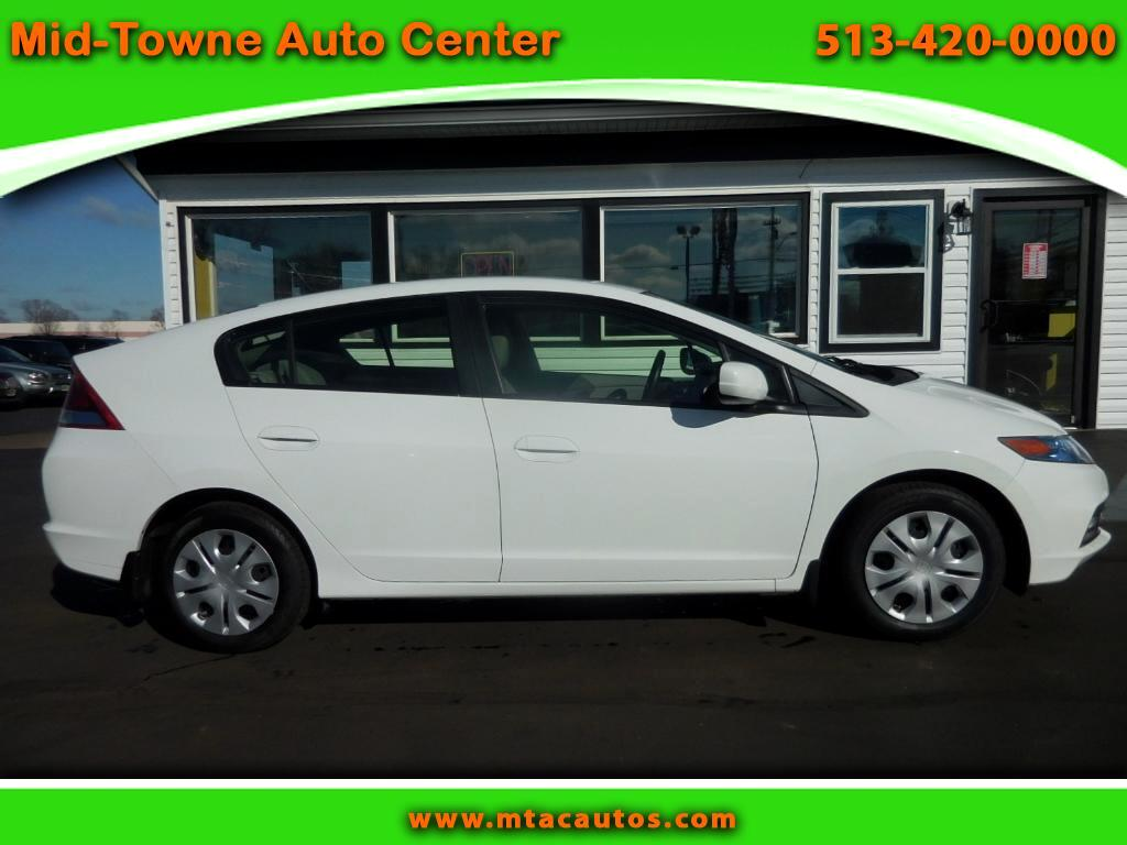 2014 Honda Insight Base