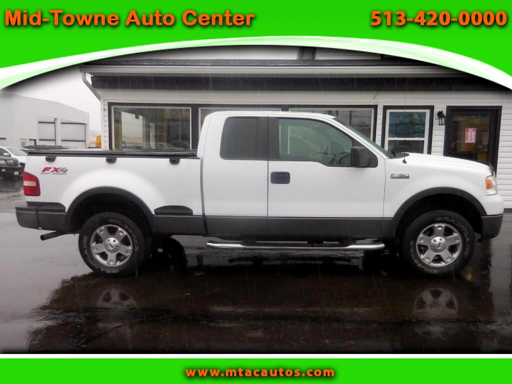 2008 Ford F-150 FX4 SuperCab Flareside 4WD