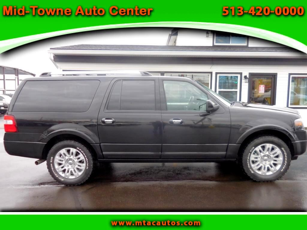 2013 Ford Expedition EL MAX LIMITED 4WD