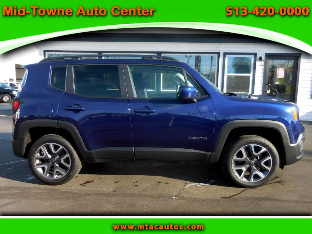 2016 Jeep Renegade Latitude 4WD