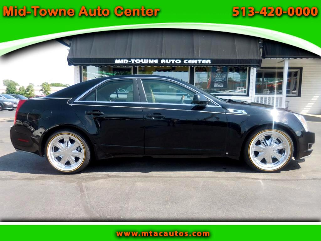 2008 Cadillac CTS High Feature AWD