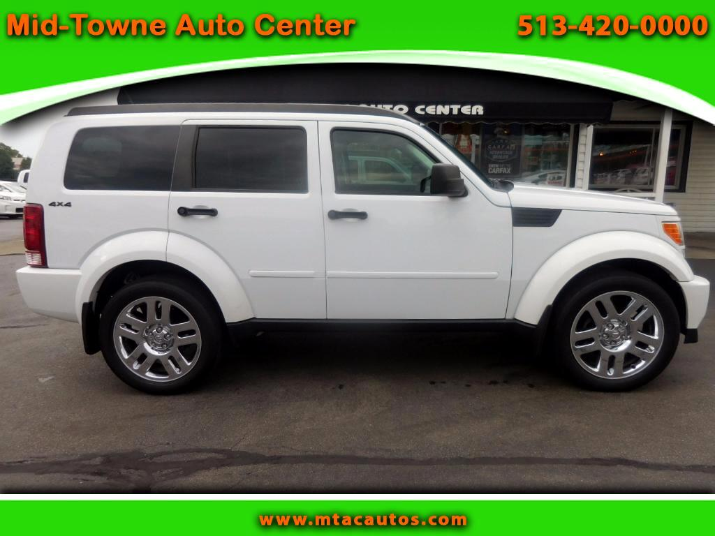 2011 Dodge Nitro Heat 4WD
