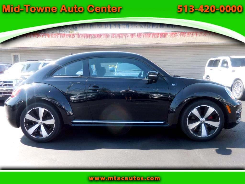 2014 Volkswagen Beetle 2.0 Turbo Red Line