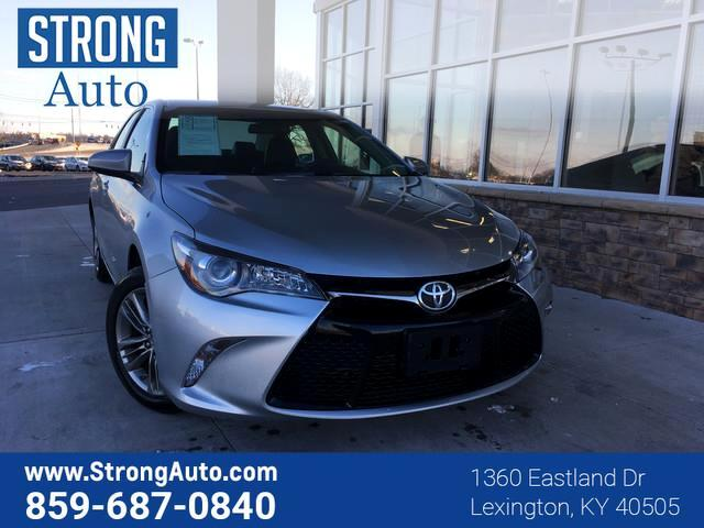 2017 Toyota Camry SE AUTOMATIC (GS)
