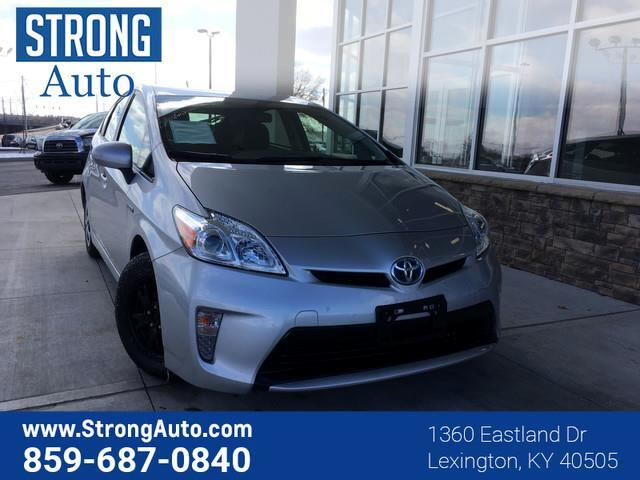 2015 Toyota Prius 5DR HB TWO (GS)
