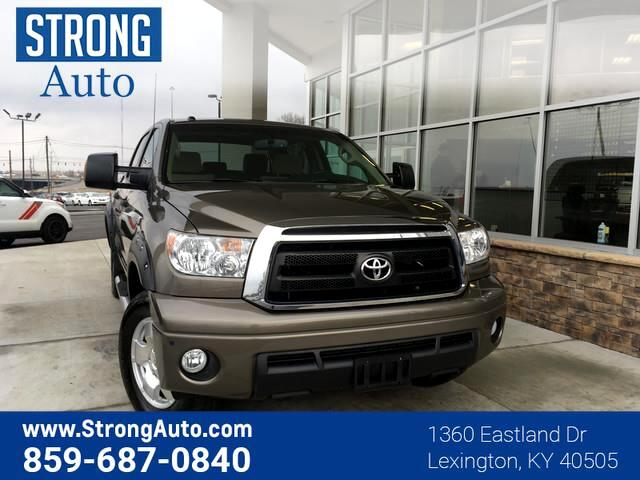 2013 Toyota Tundra CREWMAX 5.7L V8 6-SPD AT