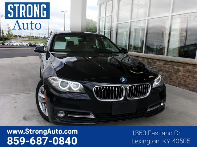 2015 BMW 5-Series 4DR SDN 528I XDRIVE AWD