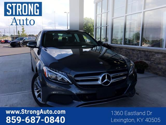 2015 Mercedes-Benz C-Class 4DR SDN C 300 LUXURY 4MAT