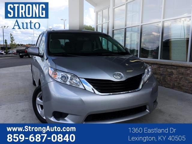 2014 Toyota Sienna 5DR 7-PASS VAN V6 LE FWD