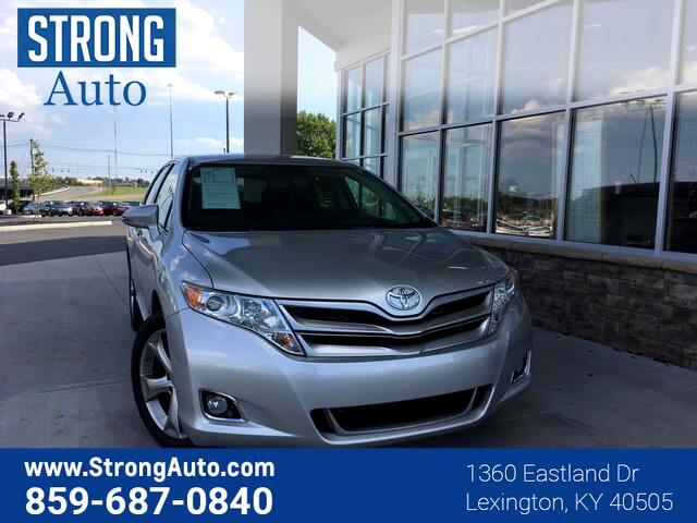2014 Toyota Venza 4DR WGN V6 AWD XLE