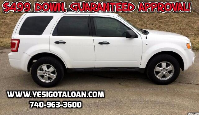 2011 Ford Escape XLT 4WD AT