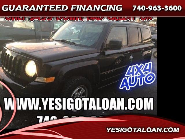 2013 Jeep Patriot Sport 4WD