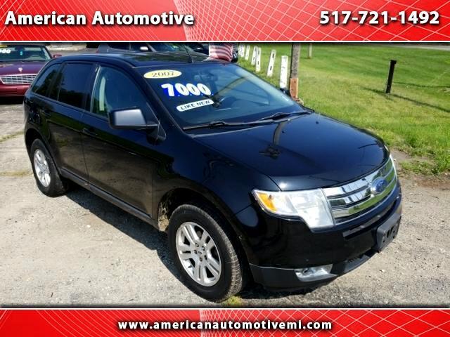 2007 Ford Edge 4dr SEL FWD