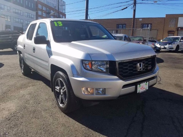 used 2013 honda ridgeline sport for sale in newark nj. Black Bedroom Furniture Sets. Home Design Ideas