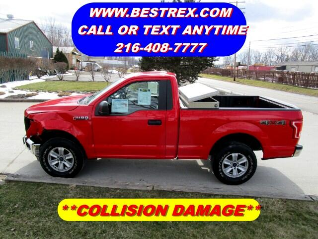2016 Ford F-150 XL 6.5-ft Bed 4WD