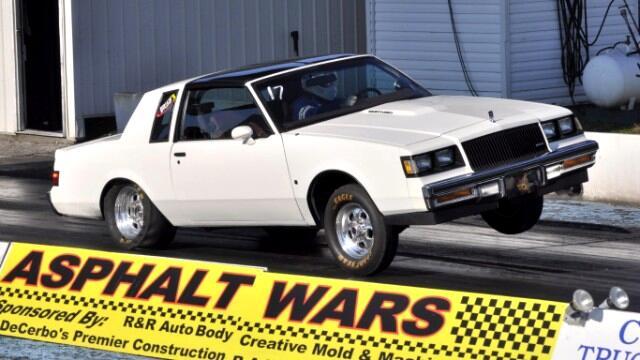 1987 Buick Regal T-Type Turbo