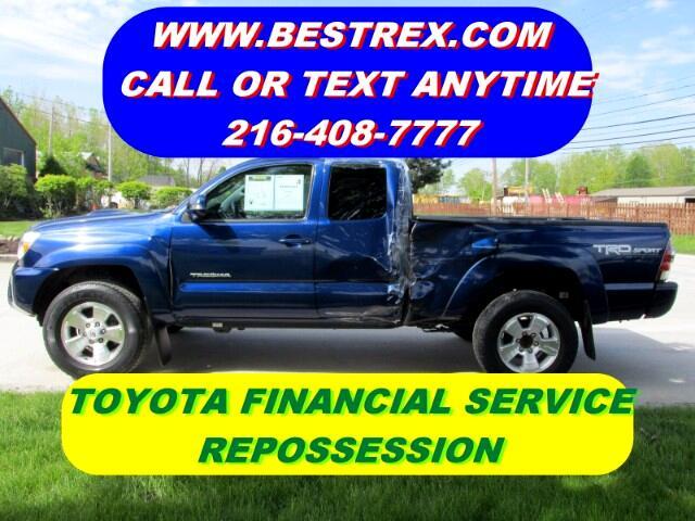 2014 Toyota Tacoma Access Cab V6 5AT 4WD