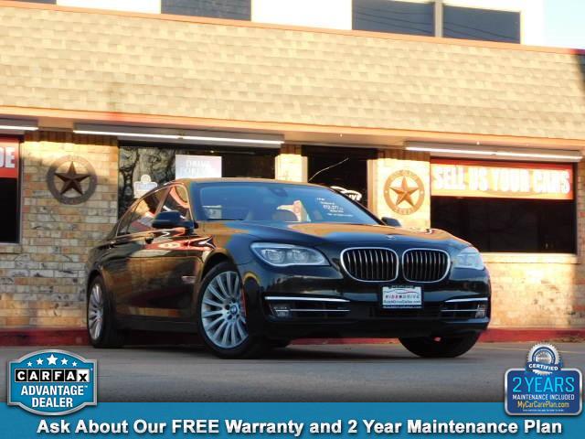 2013 BMW 7-Series 760 LI V12