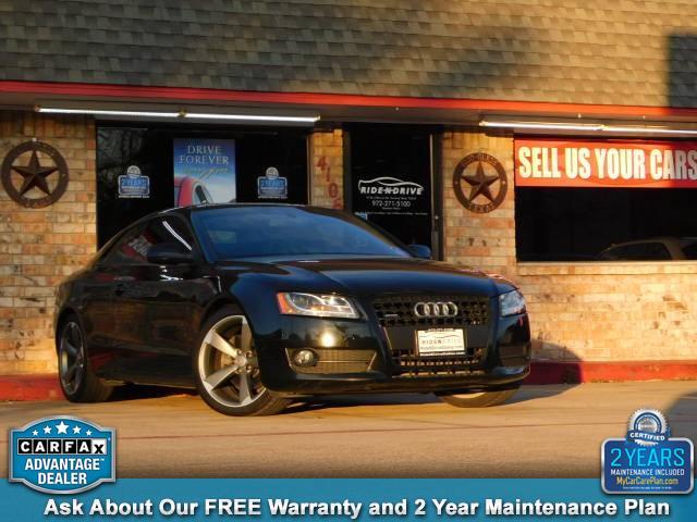 2011 Audi A5 2dr Cpe Man quattro 2.0T Premium Plus