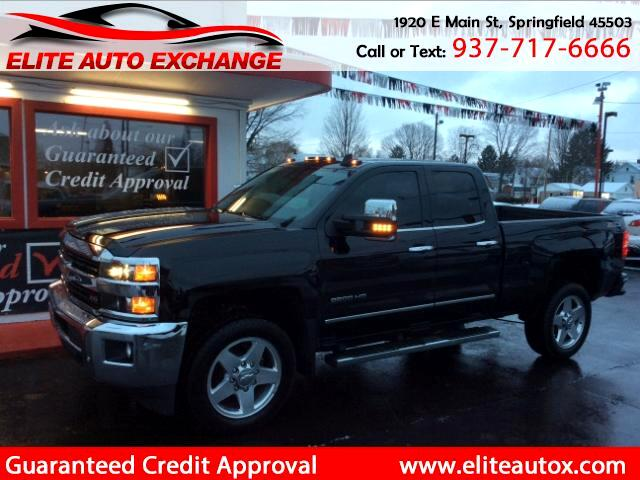 2015 Chevrolet Silverado 2500HD HEAVY DUTY LTZ