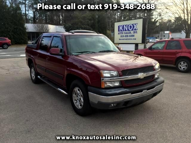 2005 Chevrolet Avalanche LT 1500 4WD