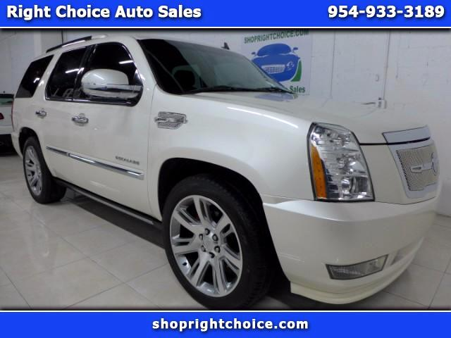 2008 Cadillac Escalade Ultra Luxury