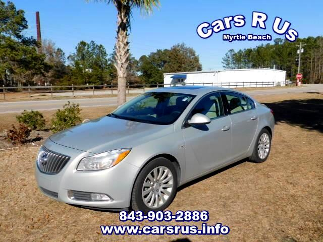 2011 Buick Regal CXL - 2XL