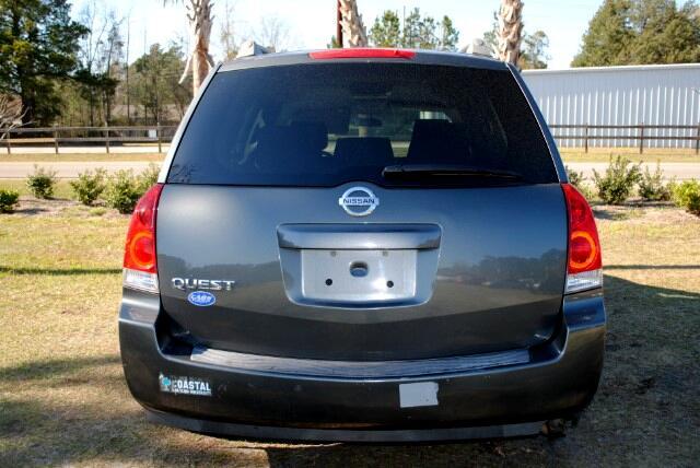 2006 Nissan Quest 3.5