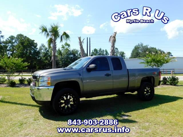 2011 Chevrolet Silverado 2500HD LT1 Ext. Cab Std. Box 2WD