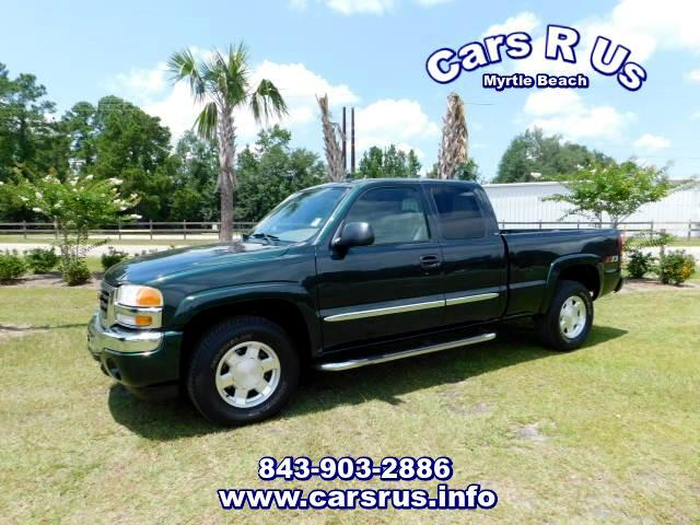 2006 GMC Sierra 1500 Ext. Cab 6.5-ft. Bed 4WD