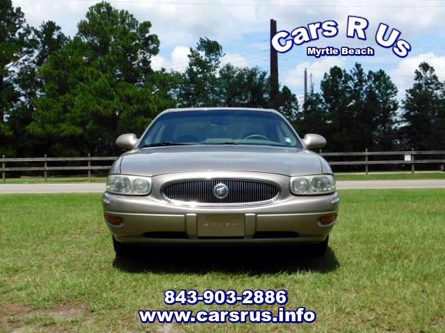 2002 Buick LESABRE CU