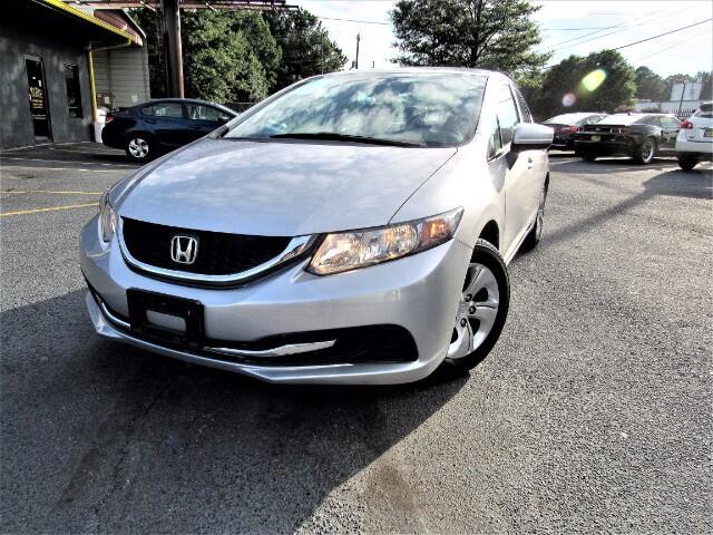 2014 Honda Civic LX Sedan CVT