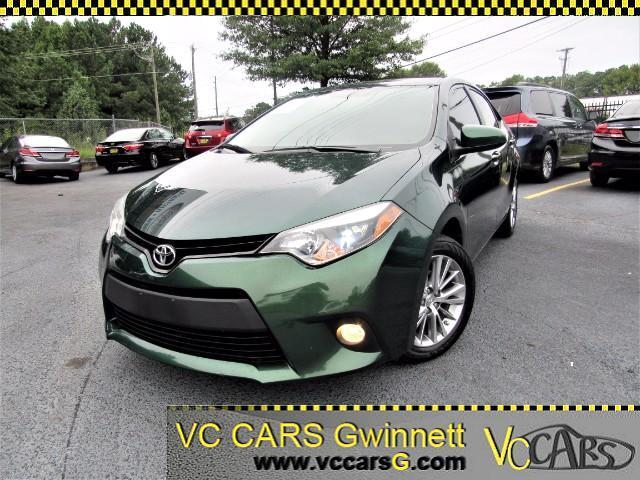 2014 Toyota Corolla LE Plus CVT
