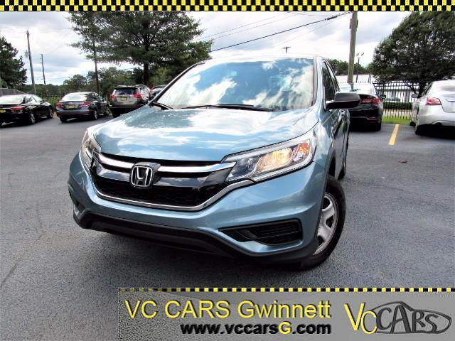 2015 Honda CR-V LX 2WD AT