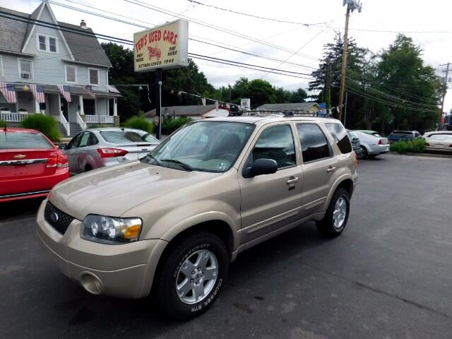 2007 Ford Escape Limited 4WD