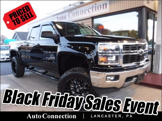 2014 Chevrolet Silverado 1500 2LT Double Cab LIFTED 4WDPRO EDITION