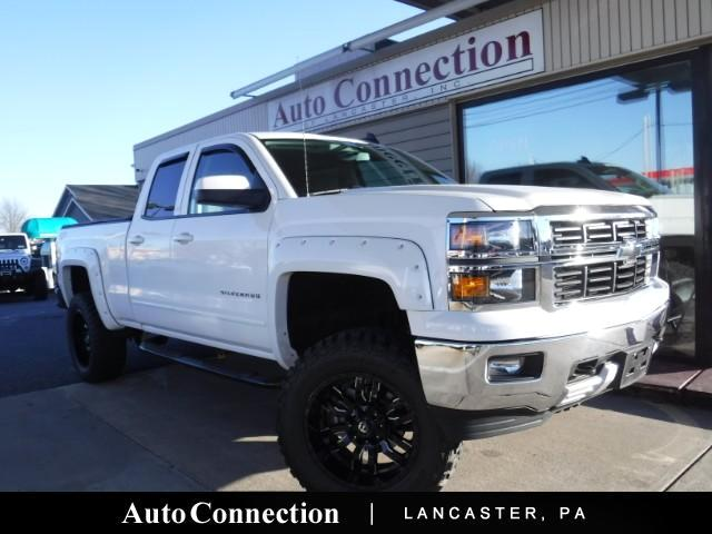 2015 Chevrolet Silverado 1500 LT Double Cab LIFTED 4WDPRO EDITION