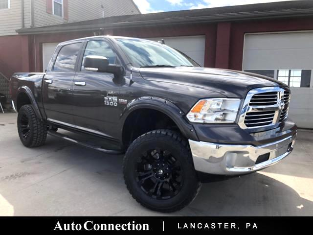 2016 RAM 1500 Crew Cab Big Horn LIFTED 4WDPRO EDITION