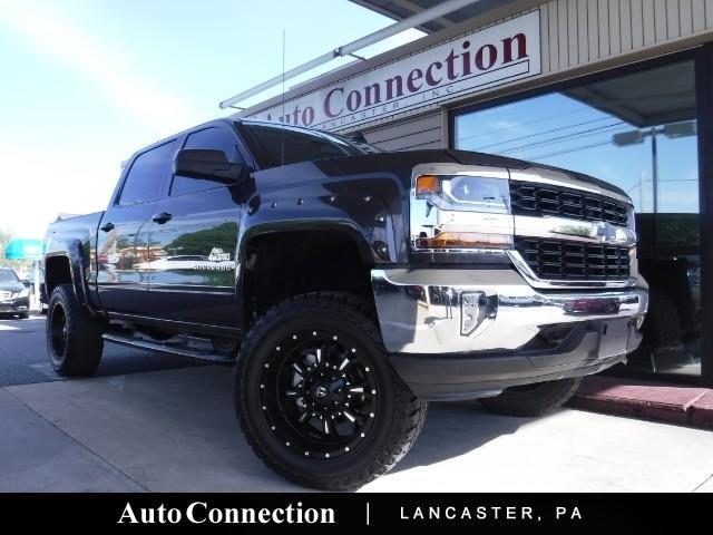 2016 Chevrolet Silverado 1500 LT Crew Cab Short Box LIFTED 4WDPRO EDITION