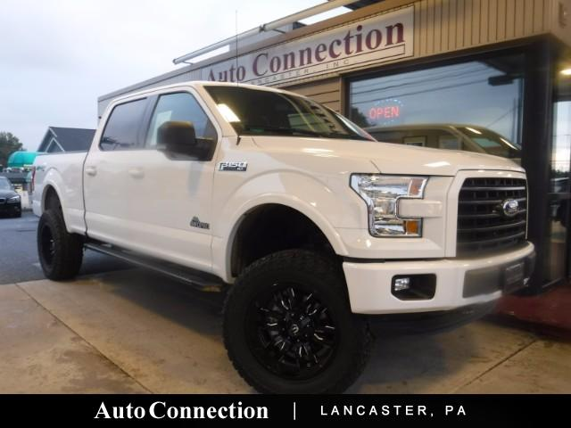 2015 Ford F-150 XLT SuperCrew 6.5-ft Box LIFTED 4WDPRO EDITION