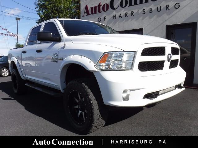 2013 RAM 1500 Crew Cab LIFTED 4WD PRO Edition