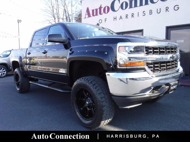 2016 Chevrolet Silverado 1500 LT Crew Cab LIFTED 4WD PRO Edition