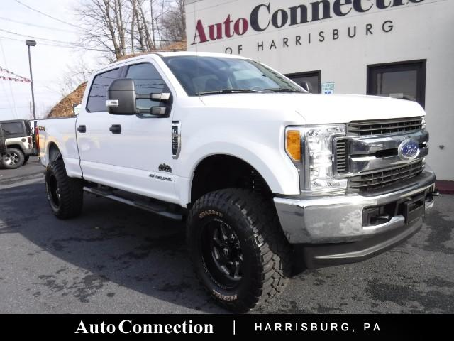 2017 Ford F-250 SD XLT Crew Cab LIFTED 4WD PRO Edition