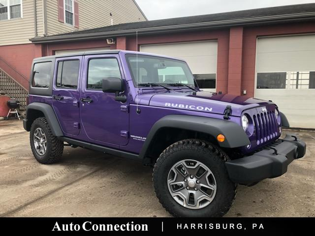 2017 Jeep Wrangler Unlimited Rubicon 4WD