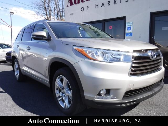2015 Toyota Highlander 4dr V6 Limited w/3rd Row (Natl)