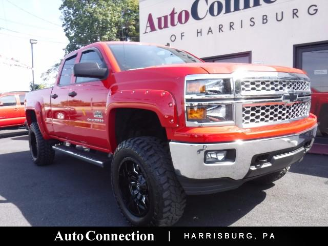 2014 Chevrolet Silverado 1500 LT Double Cab LIFTED 4WD PRO Edition