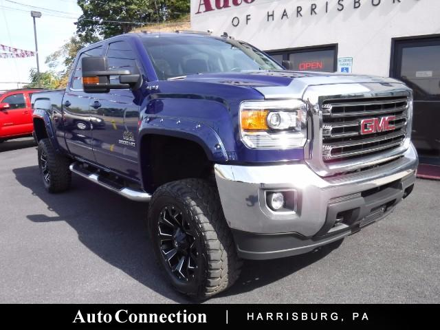 2015 GMC Sierra 2500HD SLE Crew Cab LIFTED 4WD PRO Edition