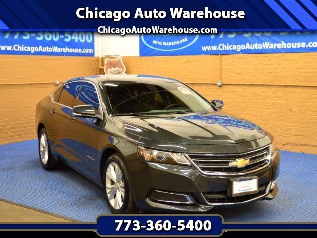 2015 Chevrolet Impala 2LT