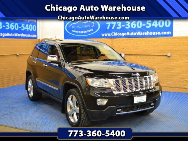 2012 Jeep Grand Cherokee Summit 4WD