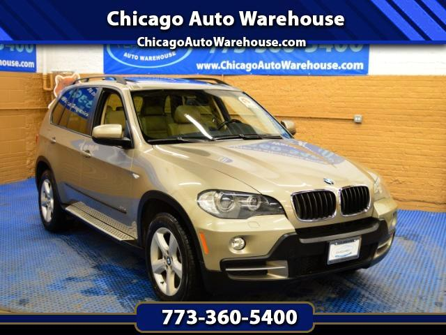 2008 BMW X5 AWD 4dr xDRIVE3.0si Sport Activity